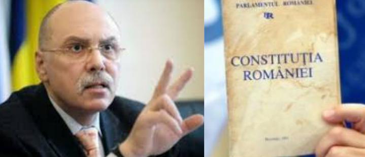 Gheorghe Iancu, profesor de drept constituţional, despre discriminarea pe bază de vaccin: 'Sunt încălcate vreo 3-4 reguli din Constituție'