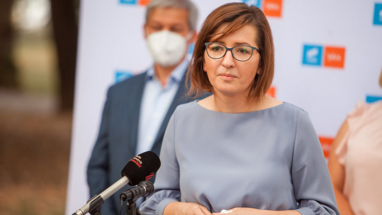 Ioana Mihăilă are în plan vaccinarea copiilor cu serul Pfizer