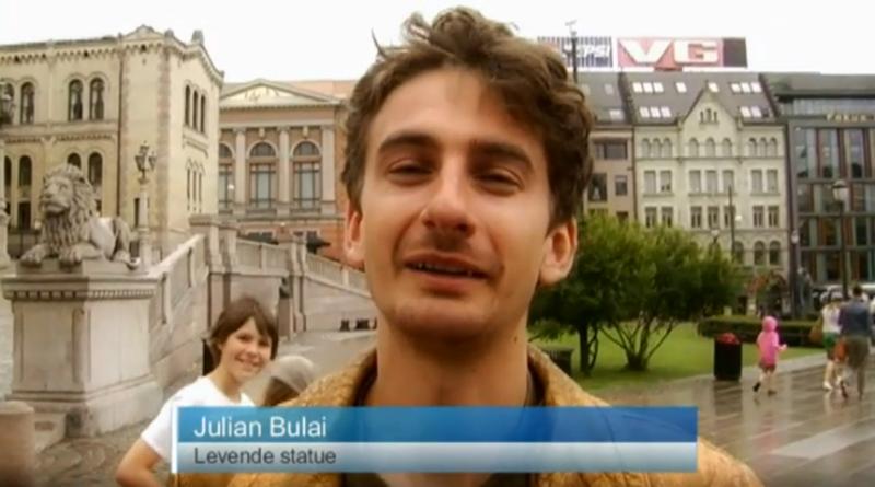 Iulian Bulai a fost cerșetor la Oslo înainte de a ajunge parlamentar USR-PLUS. Rețele de crimă organizată controlează cerșetoria în Norvegia