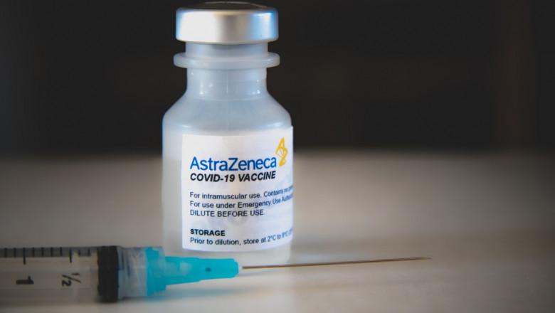 Vaccinul AstraZeneca face victime in Franța: Patru cazuri noi de tromboze și două decese