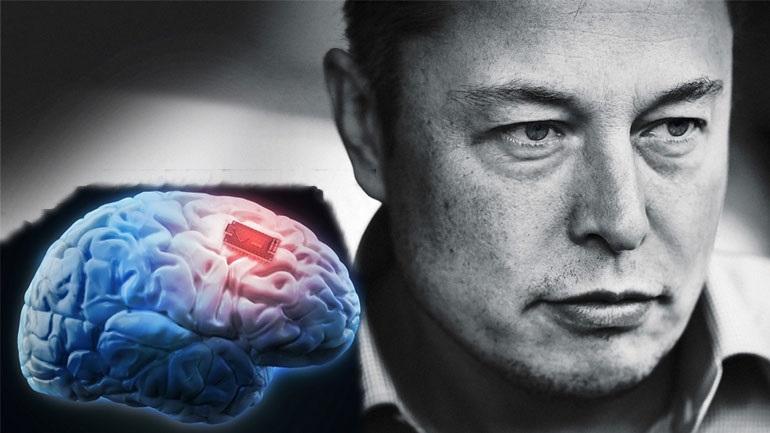 """""""O nouă umanitate"""" cu cipul lui Elon Musk"""