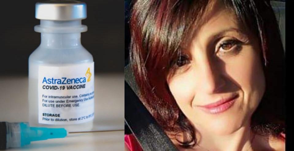 Accident vascular cerebral după vaccinul AstraZeneca- o femeie de 46 de ani a murit după ce a primit vaccinul Covid în Calabria