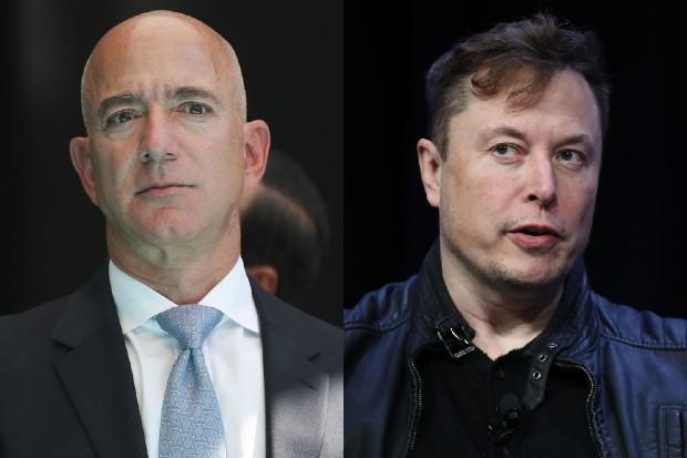 Elon Musk și Jeff Bezos, nu și-au plătit impozitele pe venit în ultimii ani