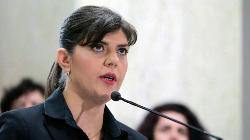Şeful de cabinet al premierului ungar Viktor Orban:Laura Codruţa Kovesi nu este persoana potrivită pentru a conduce EPPO