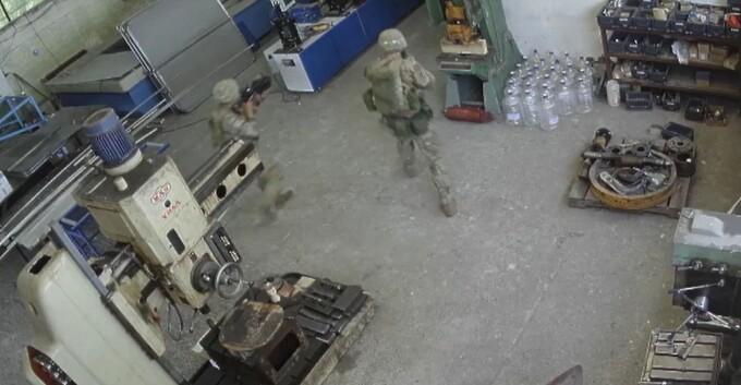 Soldații americani au asaltat din greșeală o fabrică de ulei