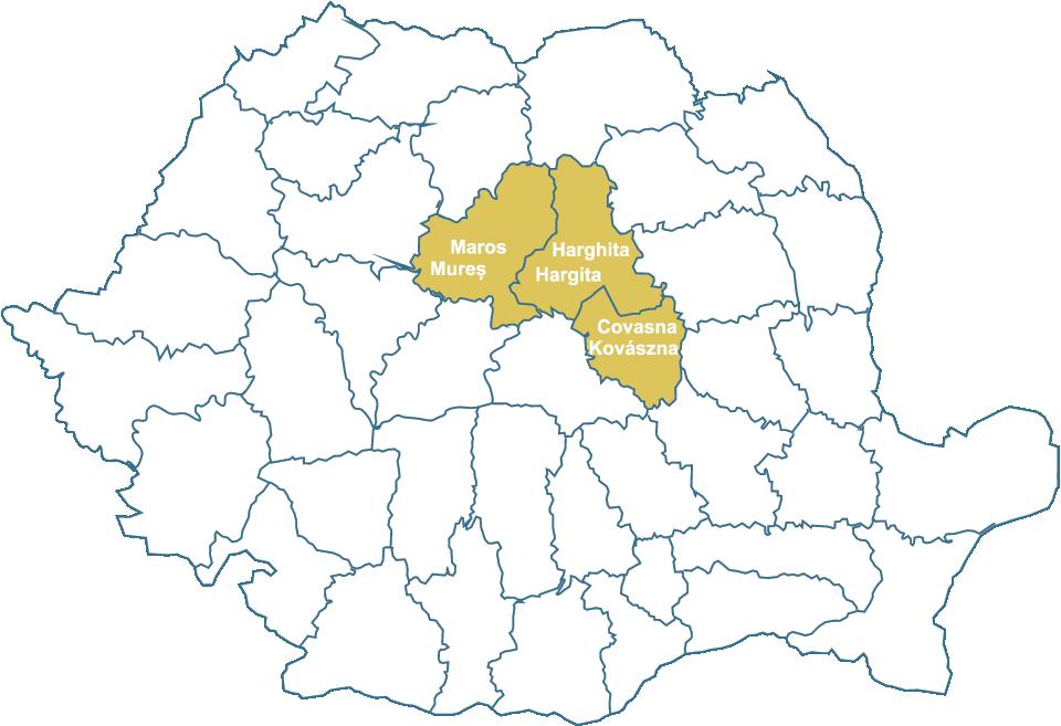 UDMR revine cu alt proiect de lege privind autonomia Ținutului Secuiesc