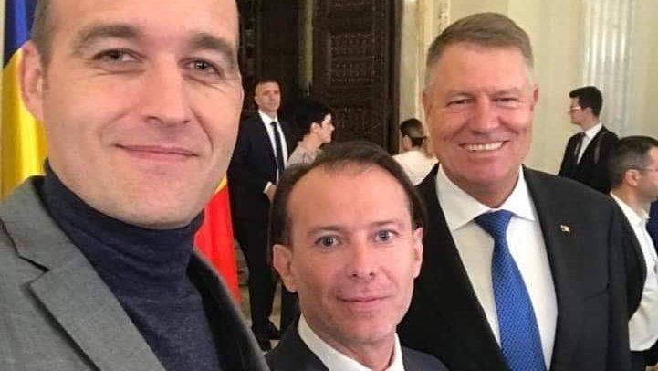 AUR cere suspendarea lui Klaus Iohannis: 'S-a comportat ca un politruc de partid din echipa lui Florin Cîțu'