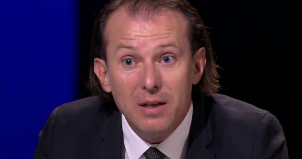 Florin Cîţu: Nu am luat 4 la treapta a doua. Nu am dat niciodată la ASE