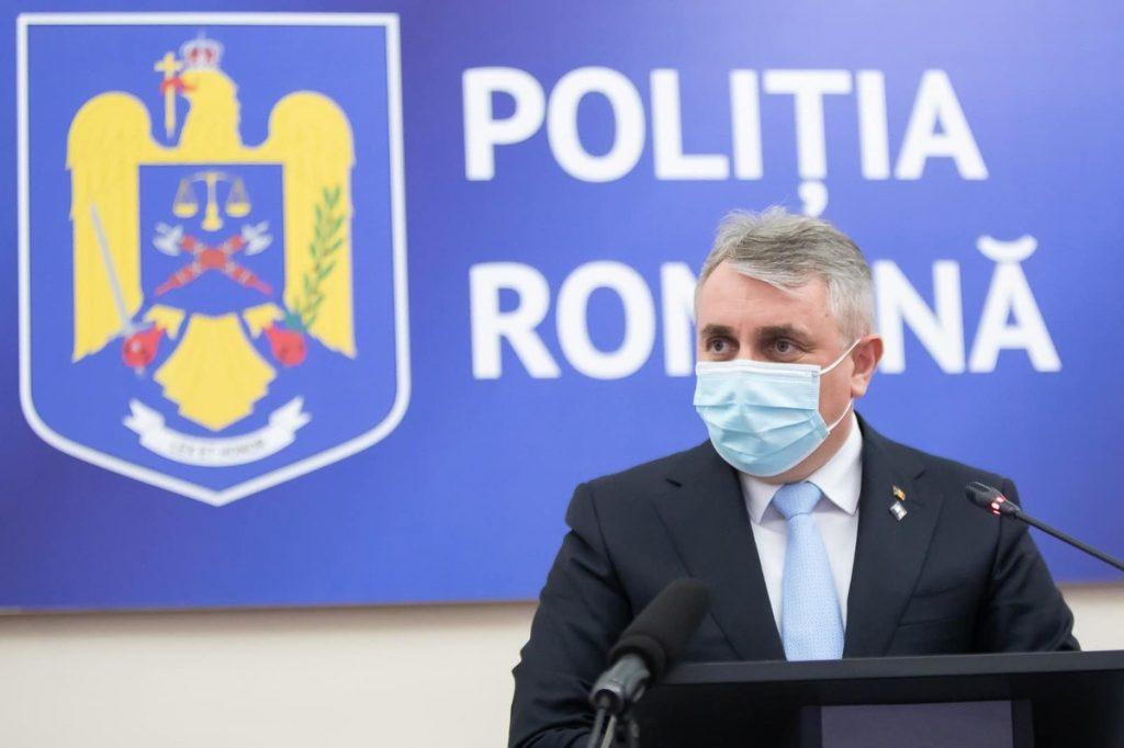 Lucian Bode anunță angajarea a 5.000 de oameni FĂRĂ experiență în Poliție